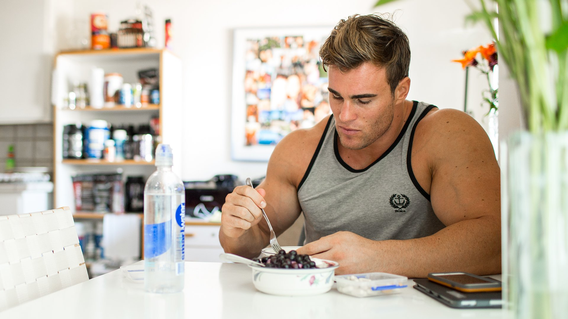Illa Post Workout: Eat For Anabolism: Pre- And Post-Workout Nutrition For