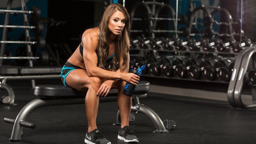 Protein for muscle growth female
