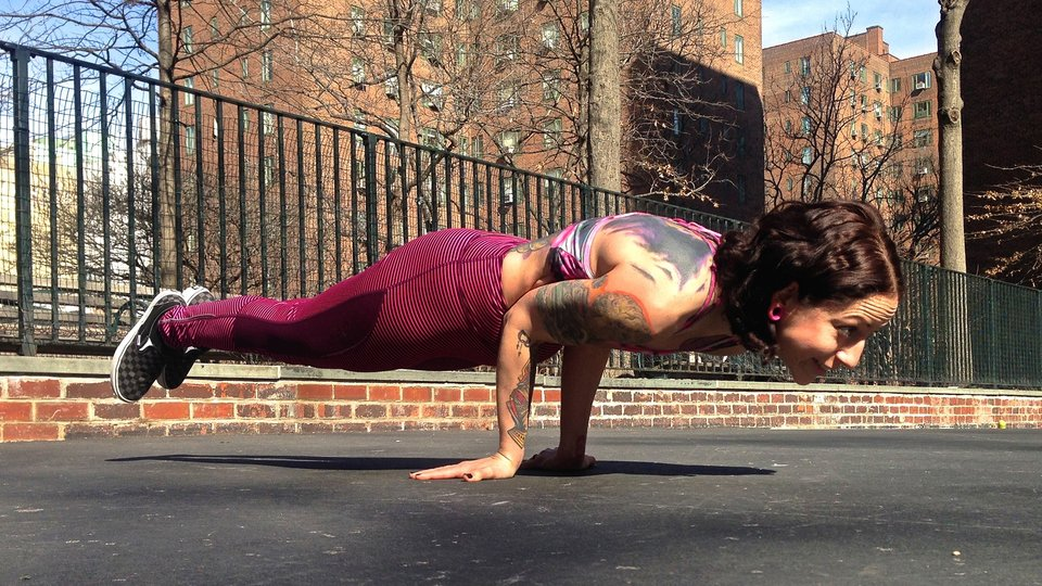 The Bodyweight Skill You Didn't Know You Needed