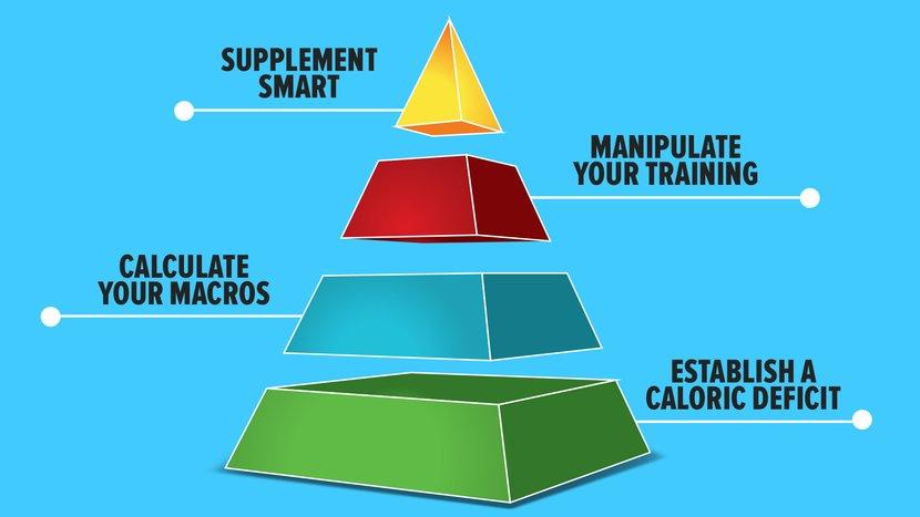 The Pyramid Of Fat Loss