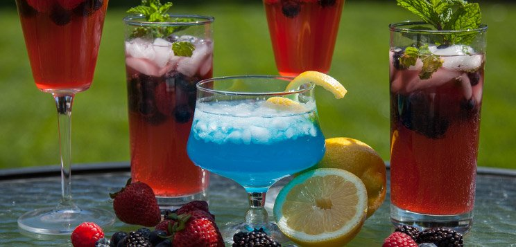 5 Must-Try Fit Summer Mocktails