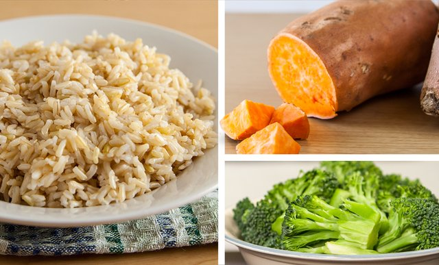 High Carbohydrate Foods For Cycling