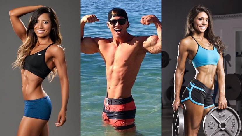 We 'Mirin Vol. 136: 10 Physiques That Just Aren't Fair