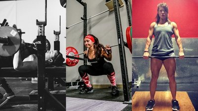 We 'Mirin Vol. 139: 10 Badass Lady Lifters