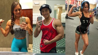 We 'Mirin Vol. 134: 12 Selfies That Will Blow Your Mind