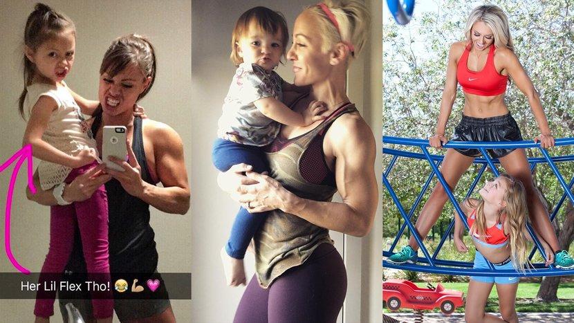 9 Motivational Mamas