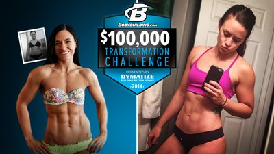 Where Are They Now? 100K Transformation Female Winner Robyn Koolen