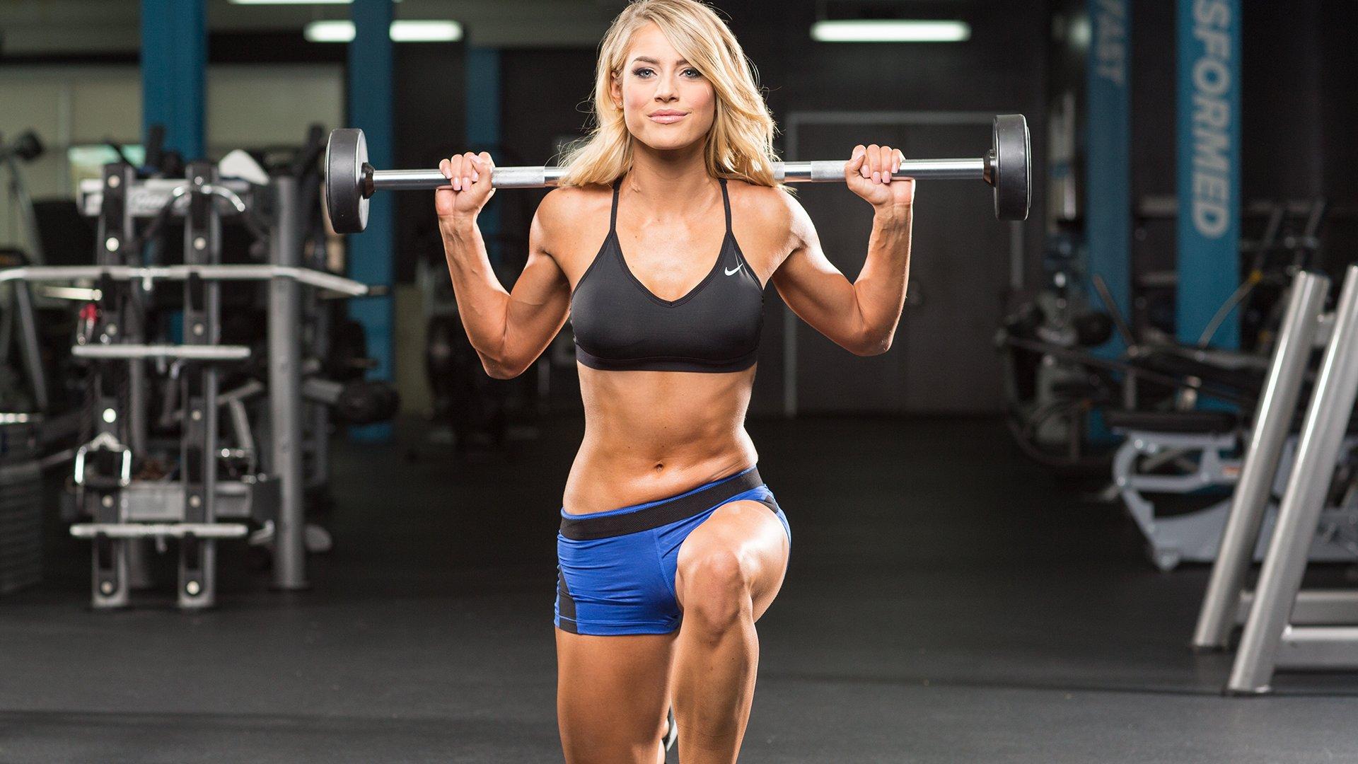 Your Total-Body Bikini Workout!