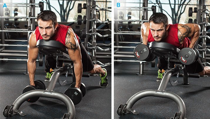 10 Best Muscle-Building Shoulder Exercises!