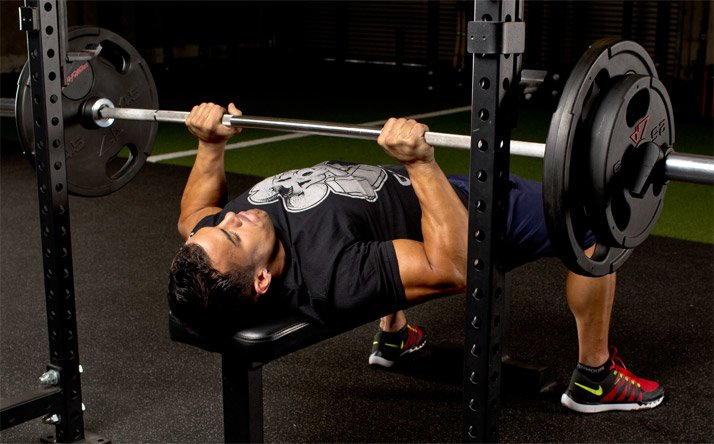 bench press workouts for mass 1