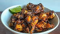 SAVORY COLD BREW WINGS