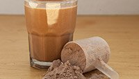 PEANUT BUTTER CUP BLISS SMOOTHIE