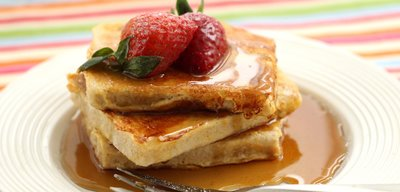 Healthy Protein French Toast!