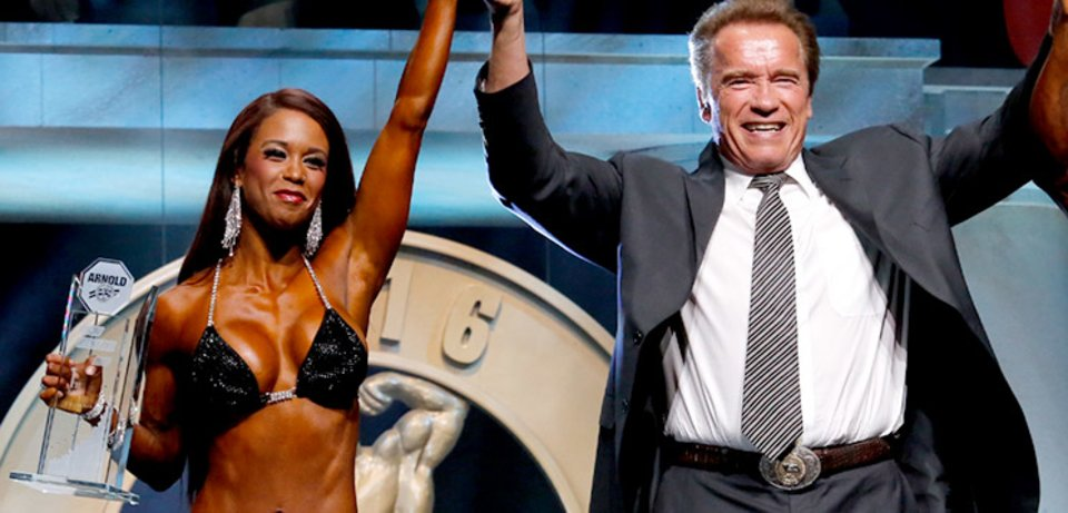 India Paulino Wins Bikini International For Second Time
