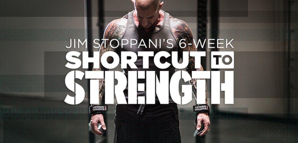 Jim Stoppani's Shortcut To Strength