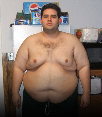 Fat for males images
