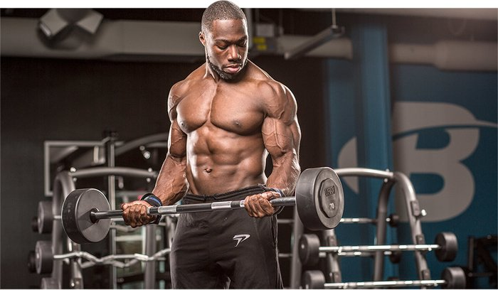 The shoulder-width curl engages the short and long heads of the biceps  equally, you can really pile on the weight, and you don't have to sit there  endlessly ...