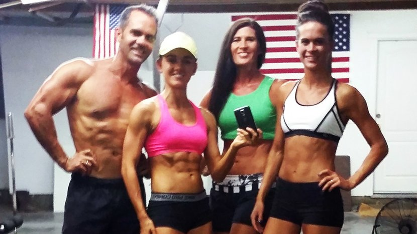 Family Fitness: 4 Tips From The Super Fit Schulz Family!