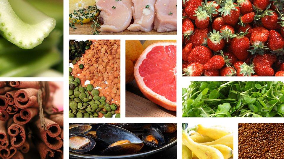 The 40 Best Low Calorie Foods