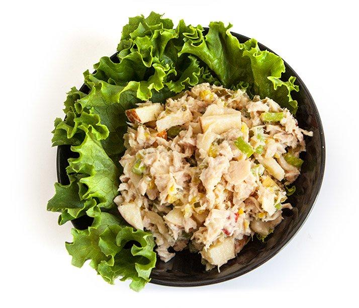 high protein chicken salad recipe