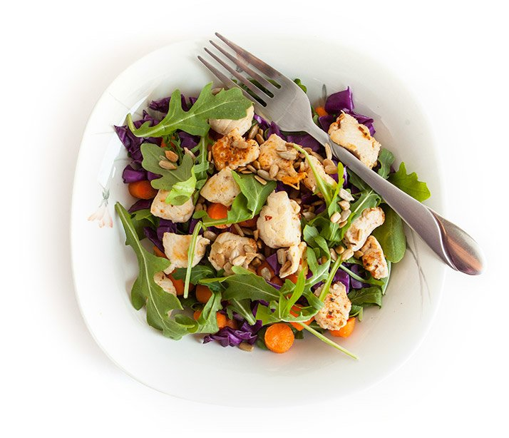 5 Healthy Protein Packed Spring Salad Recipes