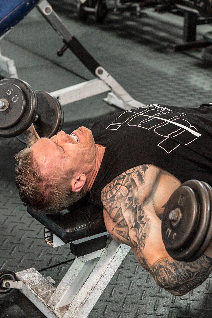 5 Best Exercises For A Bigger Chest Bodybuilding Com