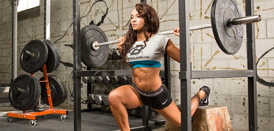5 Intense Exercises For Strong, Shapely Legs And Glutes!