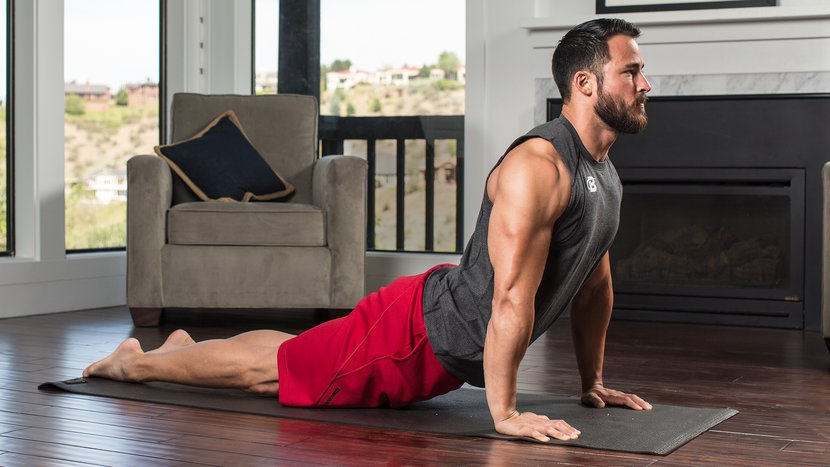 6 Reasons Men Should Do Yoga