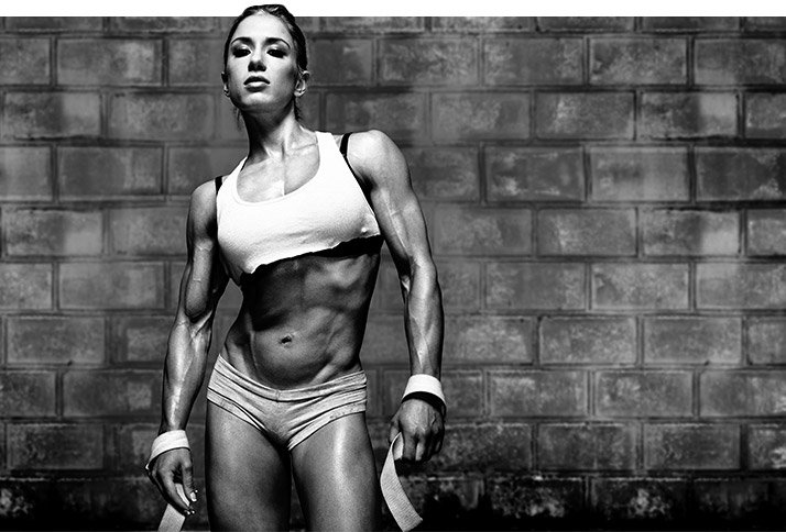 How to  Gain The Lean Body Mass for Fitness Model Contest