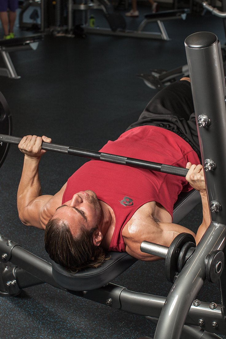 7 Training Tips For The Lower Chest