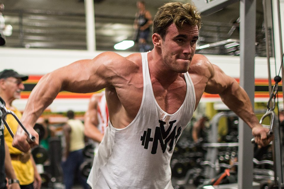 7 Training Tips To Power Up Your Lower Chest