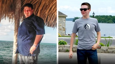 Man Who Lost 160 Pounds Reveals His Full Fitness Plan