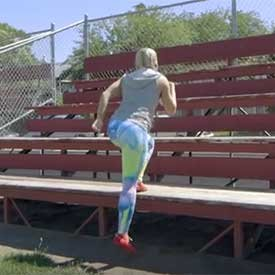 Bench sprint