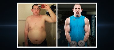 From Overweight Dreamer To Fitness Fanatic