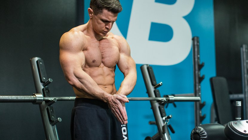 Build A Bigger, Better Chest With Isometrics!