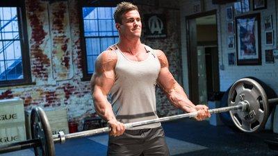 Calum Von Moger's 13 Tips For Bigger Biceps