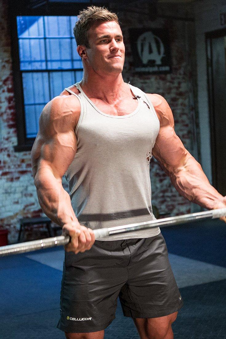 Calum von mogers 13 tips for bigger biceps altavistaventures Choice Image