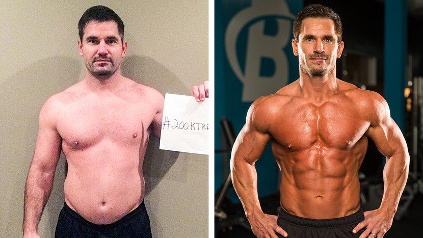 Build Lean Muscle Macros
