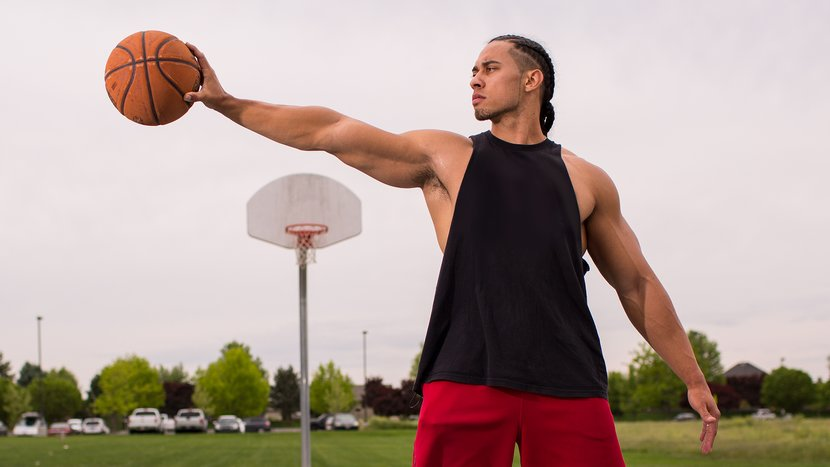 Fit For Court Domination: Your Ultimate Basketball Trainer