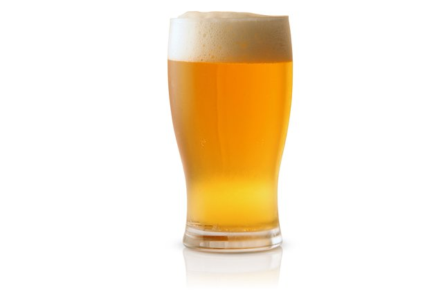 Does the calorie count in beer goes up as the percentage of alcohol goes up?