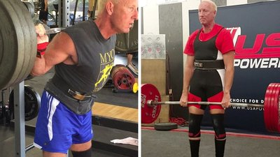 How I Got In My Best Shape Ever At Age 55
