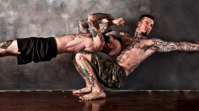 How To Build A Calisthenics Body