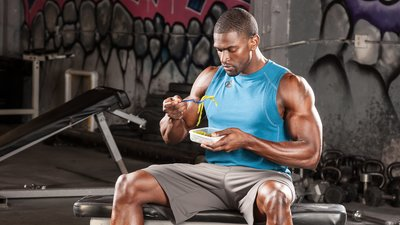 Monster Nutrition Plan For Building Muscle