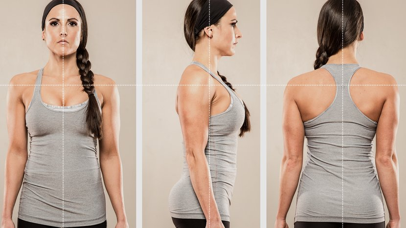 Posture Power: How To Correct Your Body's Alignment