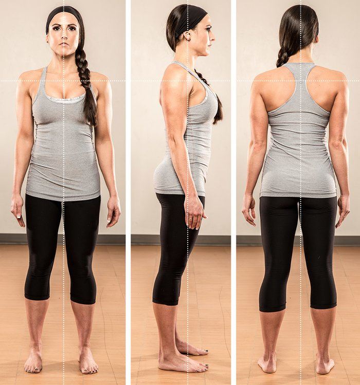 Posture Power How To Correct Your Bodys Alignment