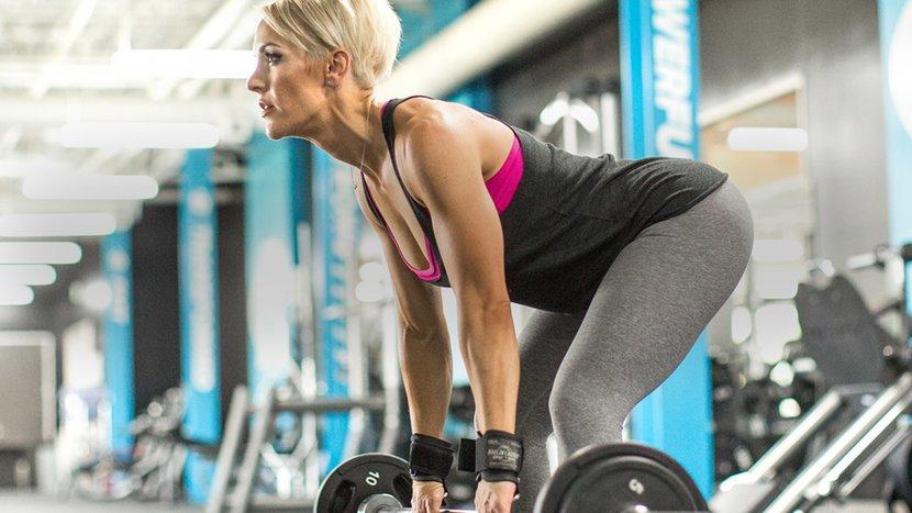 Round Butt, Rockin' Body: Glute Training For Women