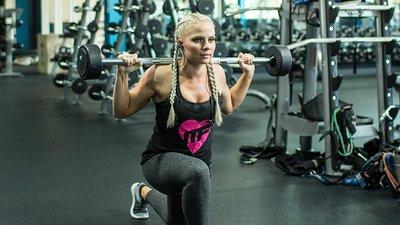 Samantha Leete's Do-It-Anywhere Leg Workout!