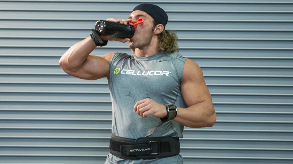 Ask The Macro Manager Should I Drink Protein Before Or After A Workout