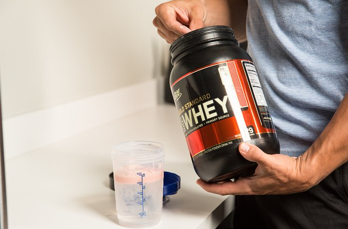 A Study Published In Medicine And Science Sports Exercise Found That One Scoop Of Whey Protein Prior To Working Out Increased Calorie Burning Over The