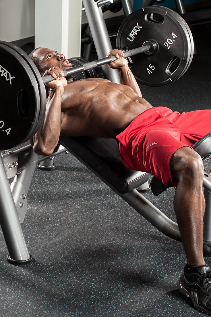 Shrink Your Workout, Grow Your Chest And Back